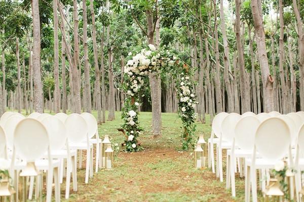 cùng metropole tổ chức tiệc cưới ngoài trời mùa hè - 1