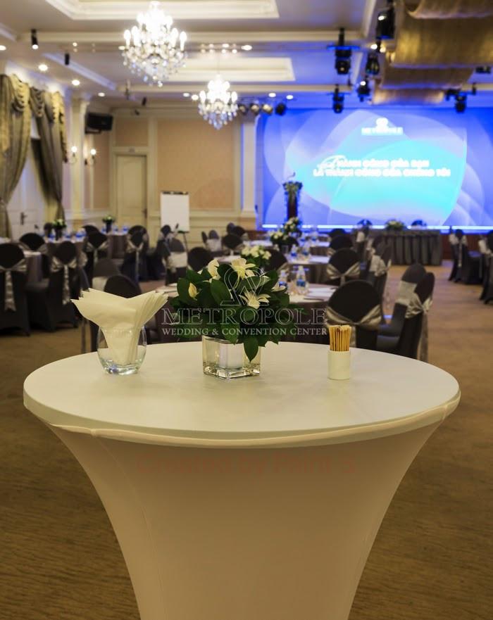 Metropole - Địa điểm lý tưởng để tổ chức hội nhị khách hàng 5