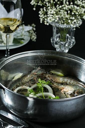 Thực đơn món hải sản tại Metropole - 5