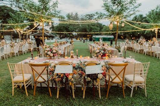 4 lợi ích mà dịch vụ tổ chức tiệc cưới trọn gói mang lại 2